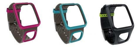 tomtom bracelet de montre confort slim