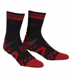 compressport paire de chaussettes pro racing socks bike v2