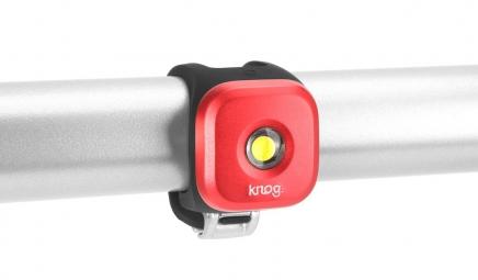 knog lampe avant blinder 1 rouge