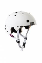 casque bol king kong new fit blanc