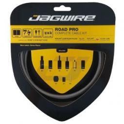 jagwire kit complet cables gaines road pro freins derailleurs titanium