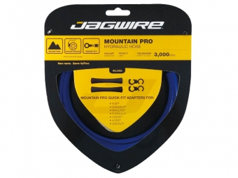 jagwire durite hydraulique mountain pro bleu sid
