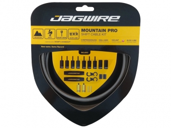 jagwire kit derailleurs mountain pro titanium