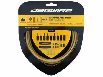 jagwire kit derailleurs mountain pro gold medal