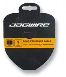 jagwire cable de frein route acier inoxydable 1 5x1700mm