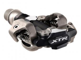 paire de pedales automatiques shimano xtr spd m9000
