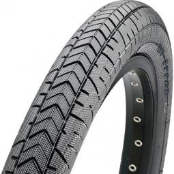 maxxis pneu bmx m tread 20 x 2 10 rigide noir
