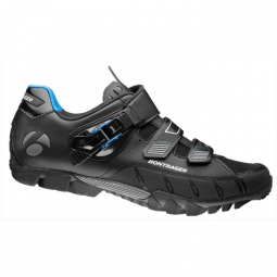 chaussures vtt bontrager evoke dlx 2015 noir bleu