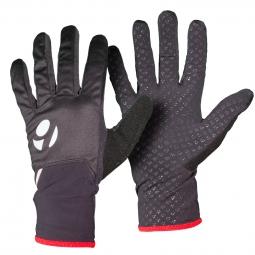 bontrager 2015 paire de gants solstice windshell noir