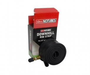 notubes fond de jante tubeless downhill 26 27 5 36 39 mm schrader
