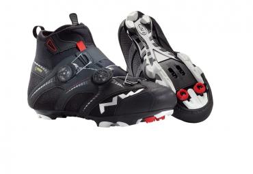 chaussures vtt northwave extreme winter gtx noir