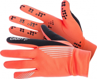 craft gants thermal multi grip shock
