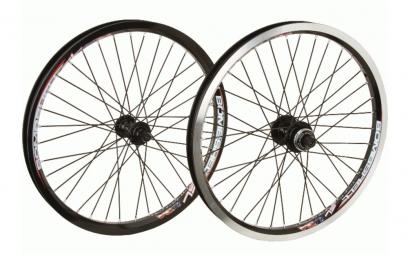 bombshell paire de roues slx 20x1 75 noir