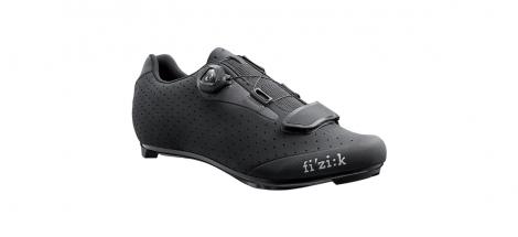 chaussures route fizik r5b uomo noir gris
