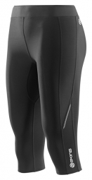 skins collant thermal 3 4 femme a200 noir