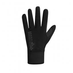 zero rh paire de gants longs fuego noir