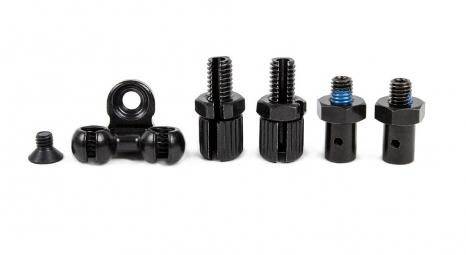 shadow kit de freinage stop noir