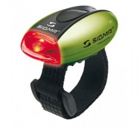 sigma micro led arriere vert