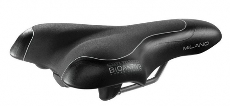 san marco selle advanced milano glamour noir
