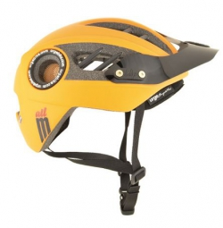 casque urge all m orange mat