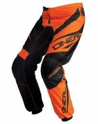 oneal 2015 pantalon enfant element orange