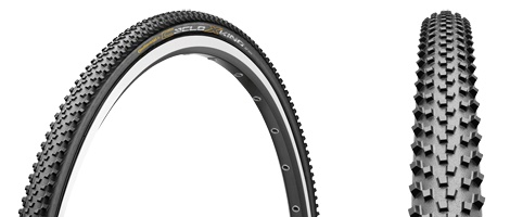 continental pneu cyclo cross 700c x king noir