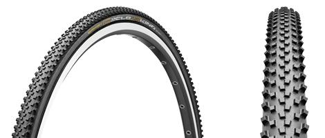 continental pneu cyclo cross 700c x king noir