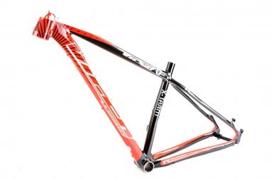 viper cadre x team 29 noir rouge