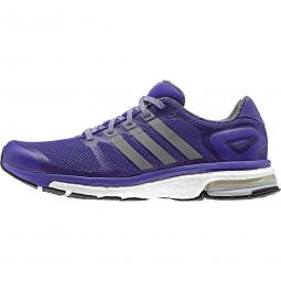 adidas paire de chaussures adistar boost femme violet