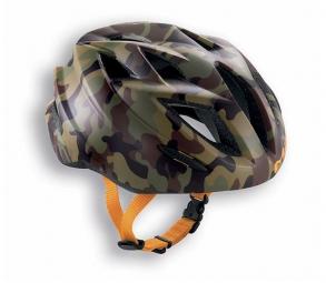 casque enfant met gamer camouflage taille unique