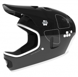 casque integral poc cortex flow noir