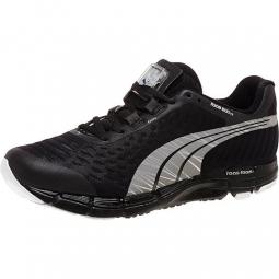 puma chaussures femme faas 600 v2 powered noir