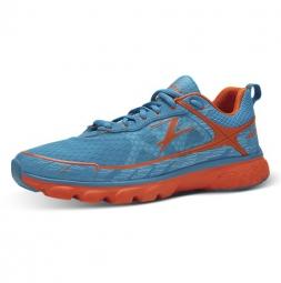 zoot chaussures solana bleu orange femme