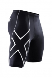 2xu cuissard court de compression noir