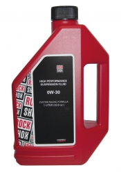 rockshox huile de fourche pike 0w 30 1 litre
