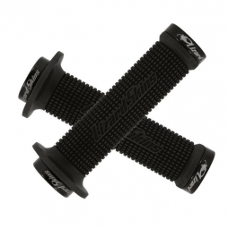 lizard skins paire de grips lock on expert machine noir