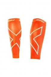manchons de compression 2xu orange