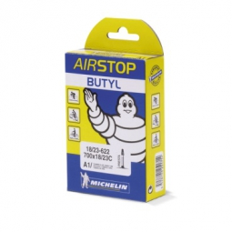 michelin chambre a air a2 airstop 700x25 32 presta 40mm