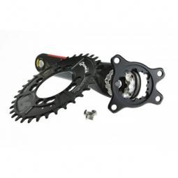 rotor etoile qx1 76 mm pour pedalier sram gxp