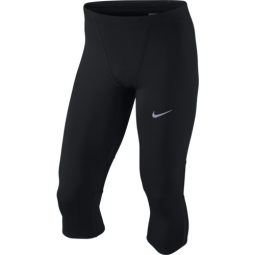 collant 3 4 homme nike power tech noir