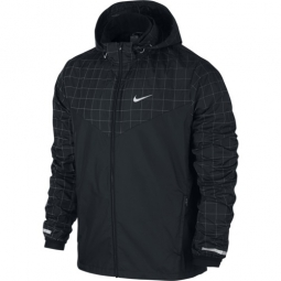 nike veste flicker vapor flash noir homme