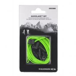salomon quicklace kit vert