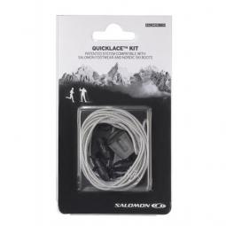 salomon quicklace kit gris