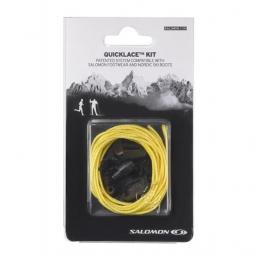 salomon quicklace kit jaune