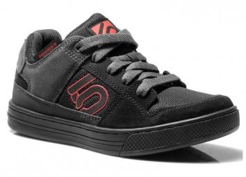 five ten chaussures freerider enfant noir rouge