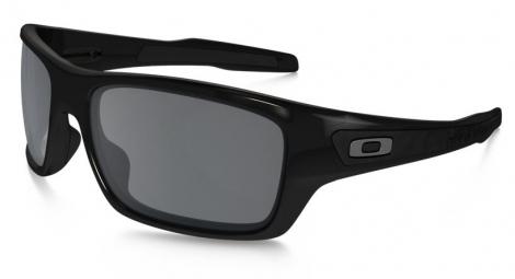 oakley lunettes turbine noir verre noir ref oo9263 03