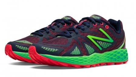 new balance chaussures wt 980 b fresh foam rouge vert femme