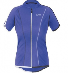 gore bike wear maillot manches courtes femmes countdown 3 0 violet