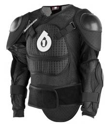 661 sixsixone 2016 veste integrale comp pressure suit noir