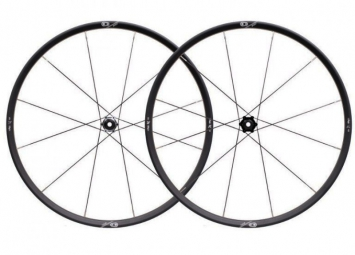 crankbrothers paire de roues cobalt 1 29 axe av 9 15mm ar 9x135 12x142 noir argent